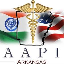 Proud Sponsor of AAPI -American Association of Physicians of Indian Origin - Arkansas Chapter